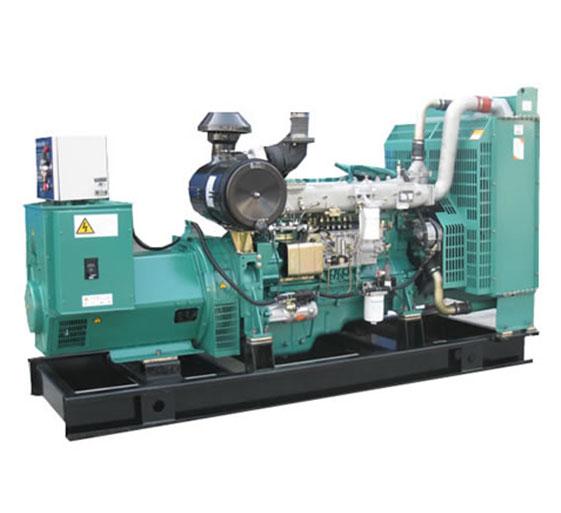 180KW玉柴柴油发电机组